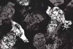 Faded Zombies
