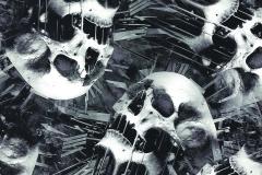 Dripping Skulls