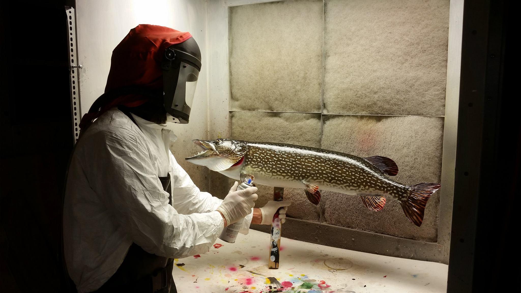 Painting Fish