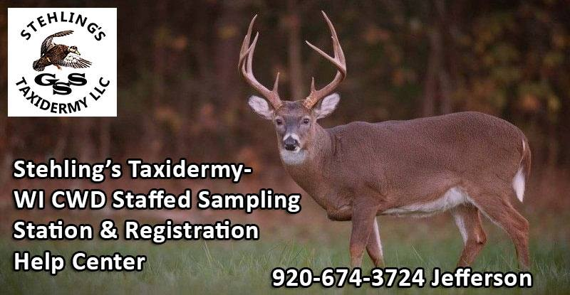 Wisconsin CWD Sampling Station